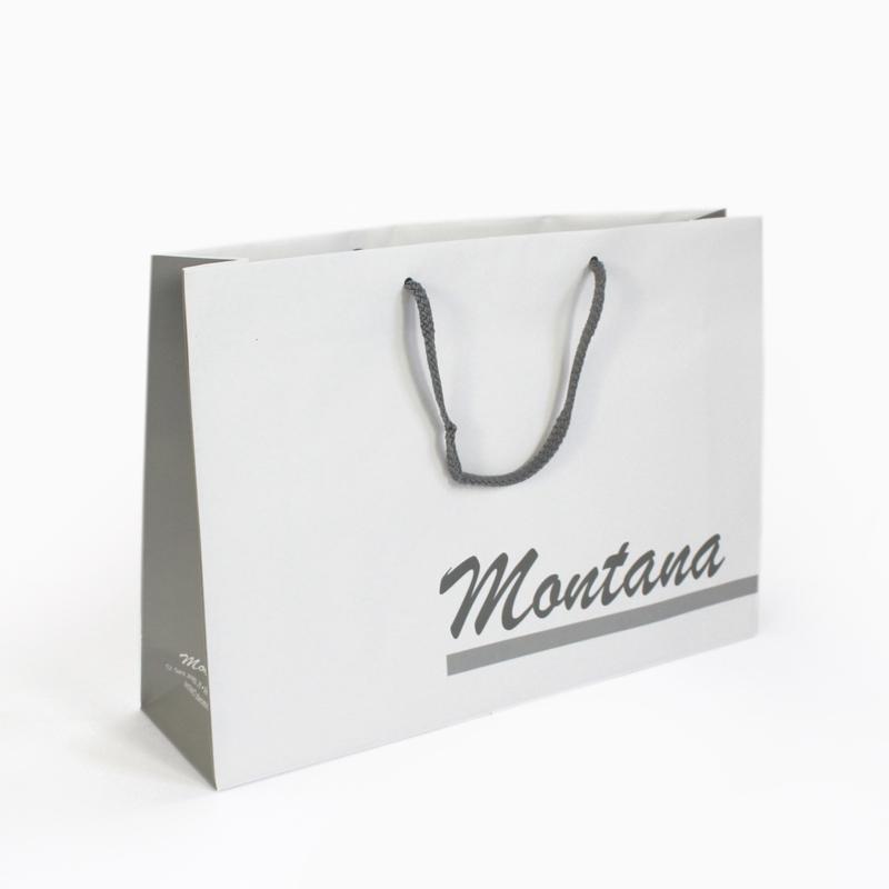 Brintel bolsa textil tapa dura con cordon plastificado mate diseño - diseño gráfico - artes gráficas - imprenta - etiquetas - bolsas - packaging - display - imagen - plv