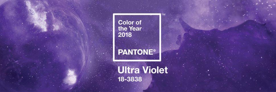 ultra violet color