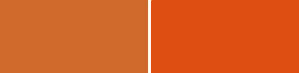 cromatica color novedad naranja